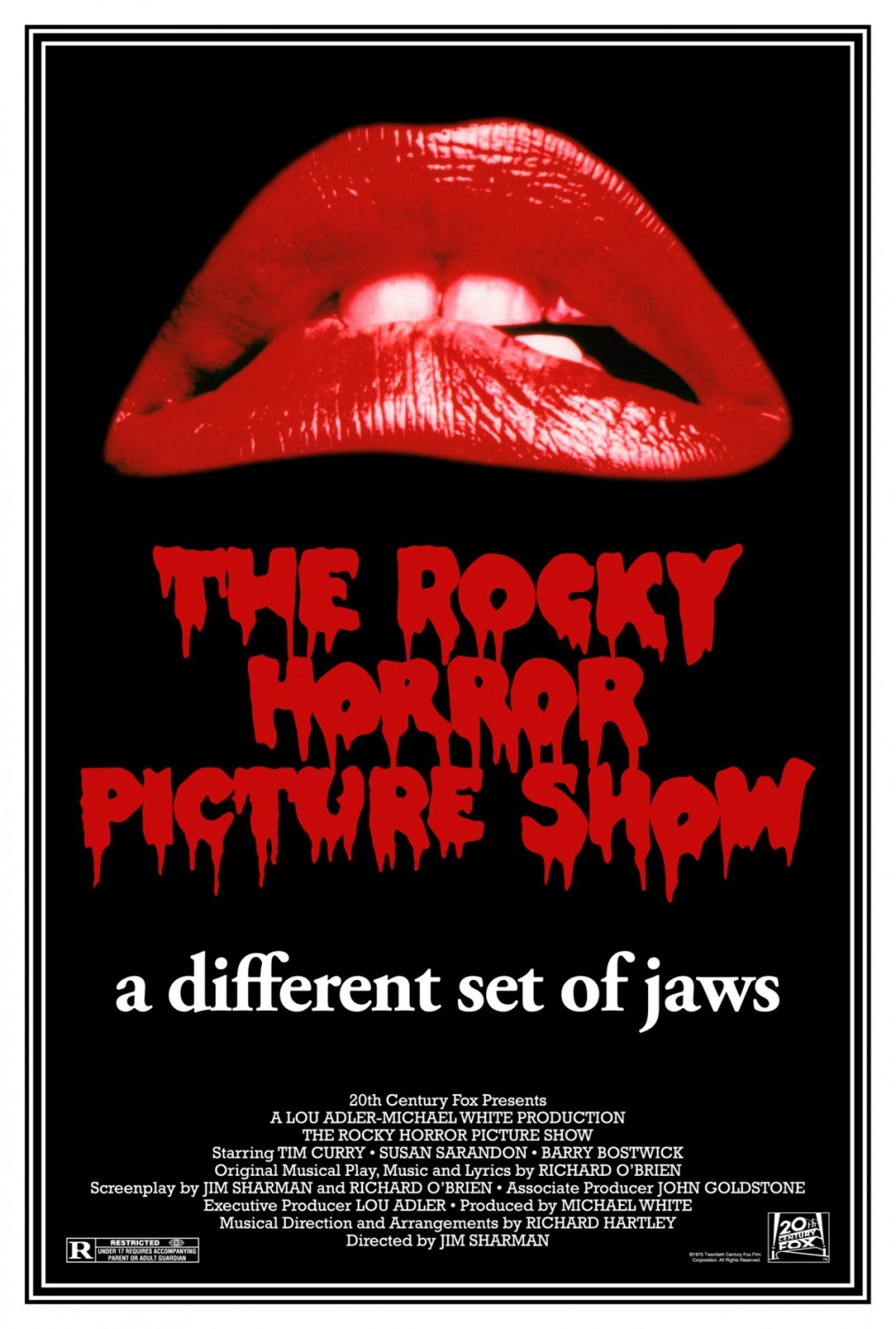 Poster design near me - Rocky Horror Picture Show