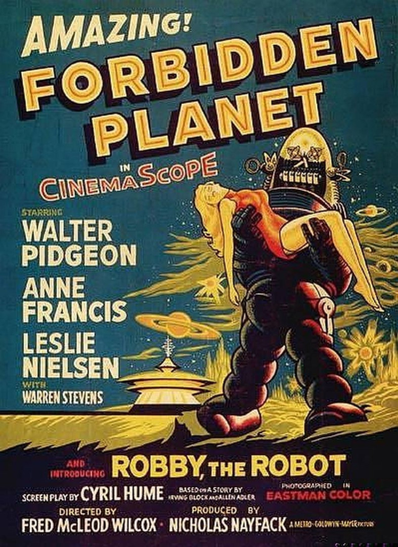 Image result for forbidden planet