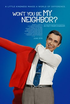 Won T You Be My Neighbor Music Box Theatre