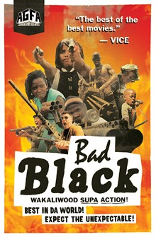 Wakaliwood Double Feature: Bad Black + Who Killed Captain